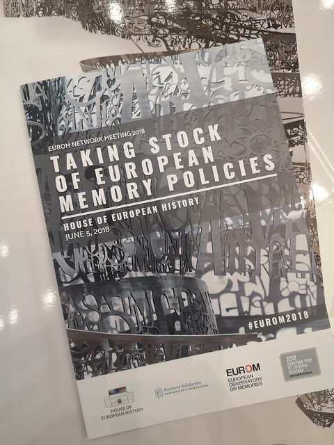 Taking stock of European memory policies