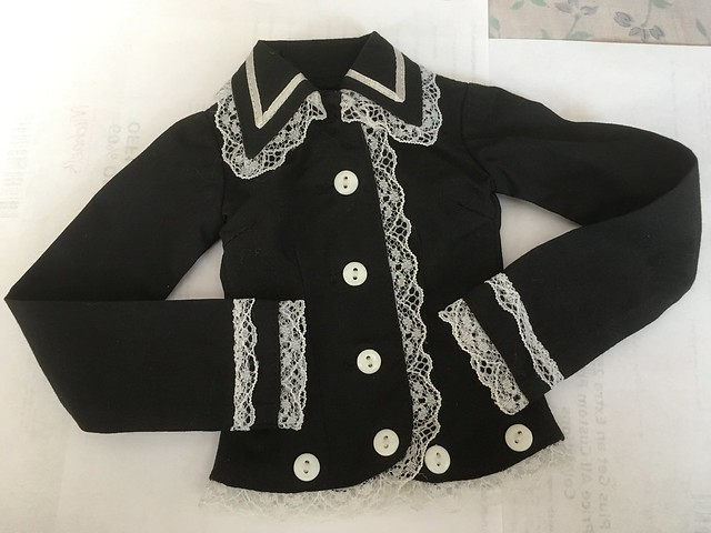 Gorgeous blouse for SD girls 15