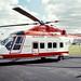 Westland WG30-160 G-17-9 (VT-EKG) Farnborough 2-9-86