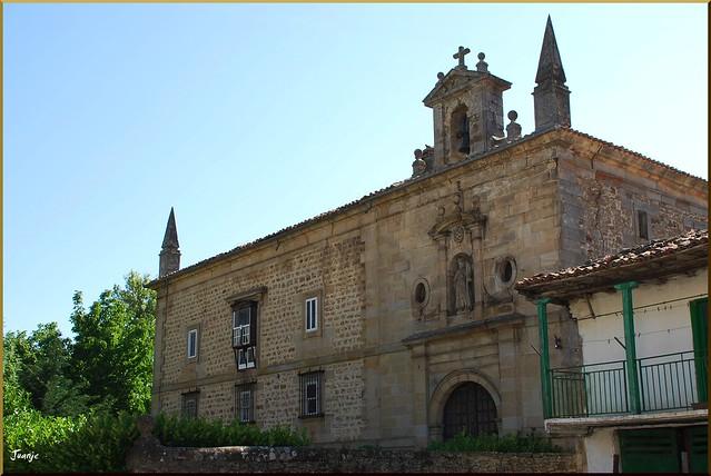 Palacio de los Cuevas Velasco (Espinosa de los Monteros, Castilla y León, España, 1-7-2011)