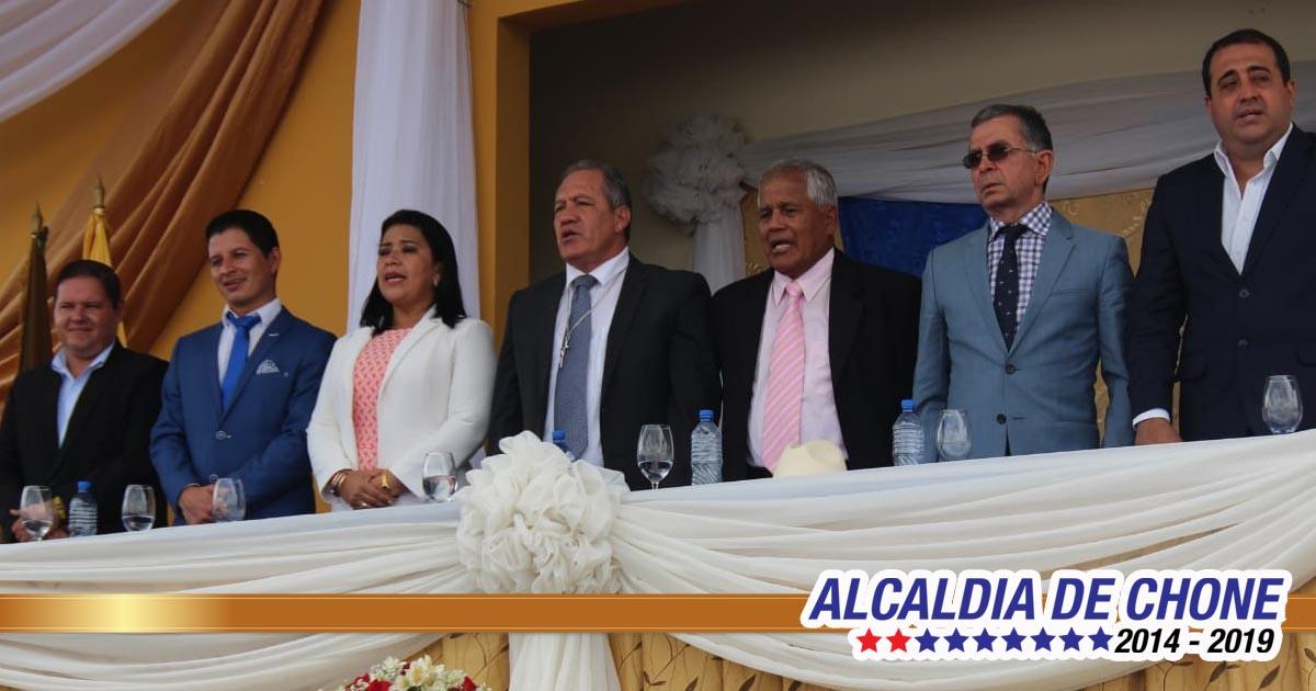 Eloy Alfaro celebró sus 99 años