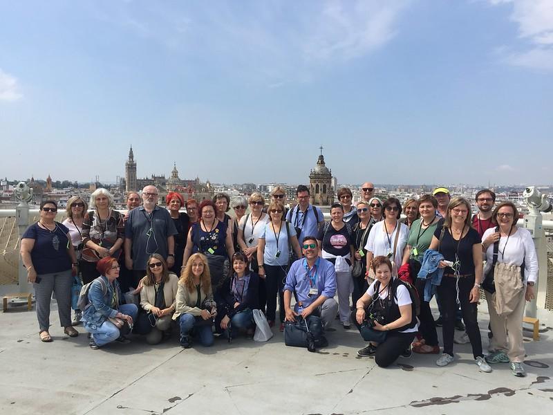 Viatge A Sevilla
