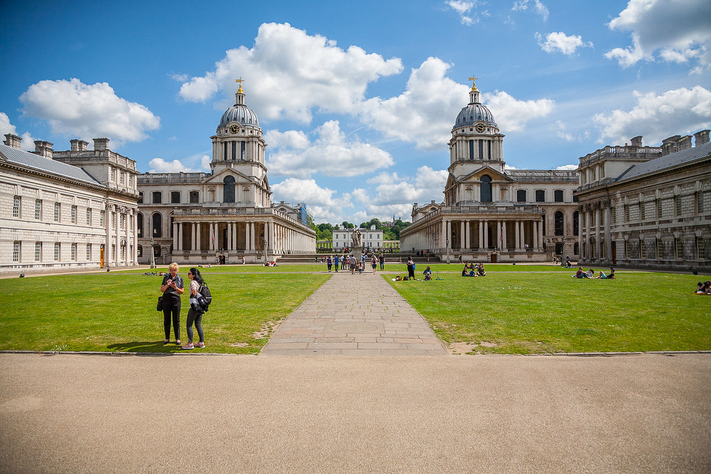 Image result for old royal naval college london