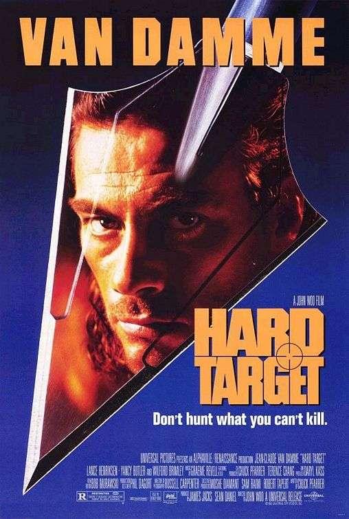Hard Target - Poster 1