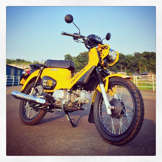 Honda CrossCub110 JA45