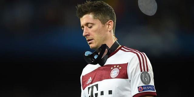 Bayern Munich Bantah Untuk Pasang Harga Rp 3,3 T Kepada Robert Lewandowski