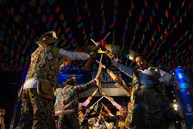 12.06.18. Abertura do 62º Festival Folclórico do Amazonas