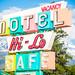 Hi-Lo Motel by Thomas Hawk