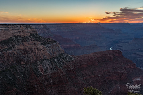 Another Grand Canyon sunset | by spensered