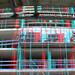 eerste glaskozijn plaatsing The Muse  Wijnhaven Rotterdam 3D