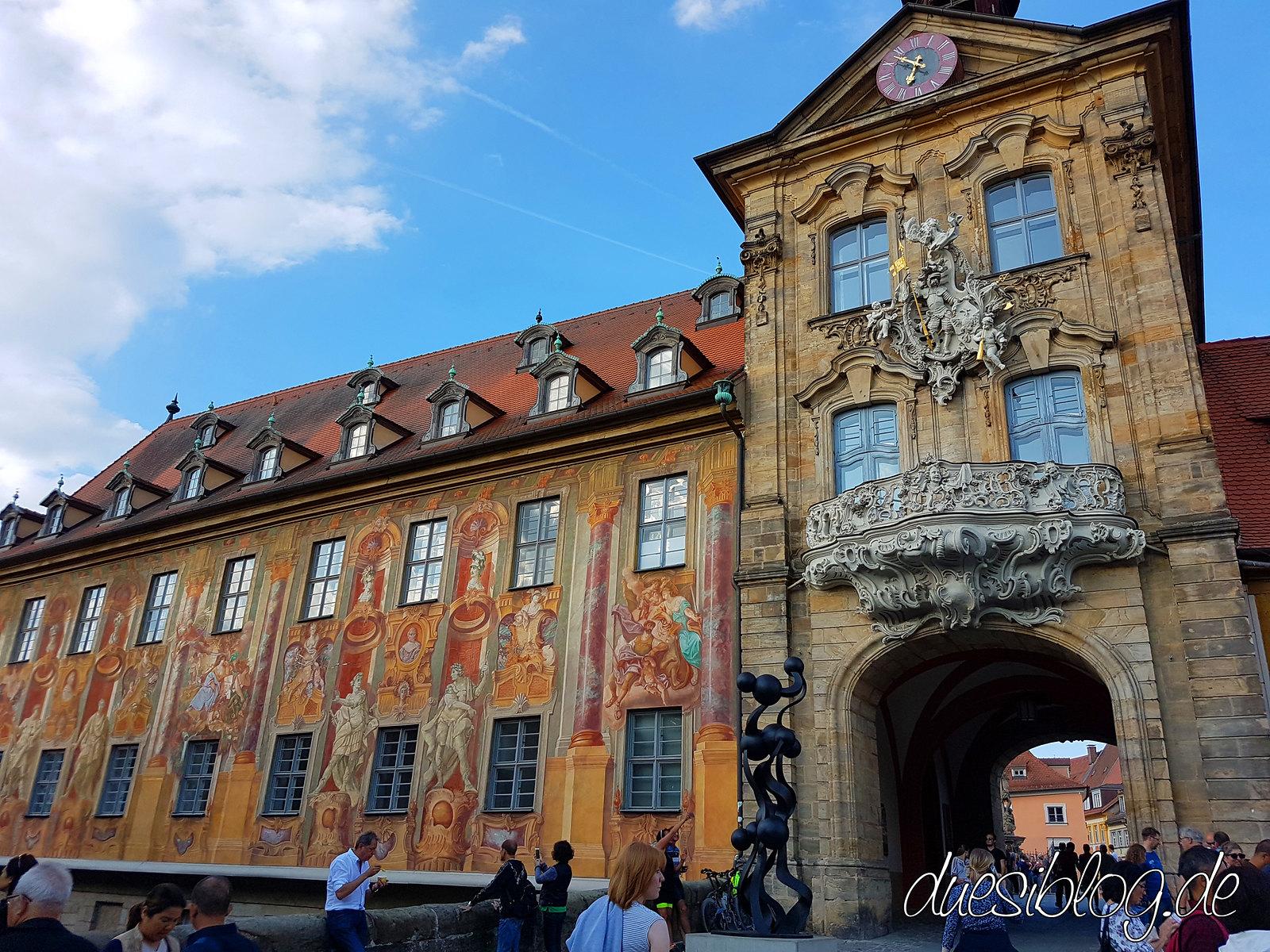 Bamberg Altes Rathaus duesiblog travelblog 32