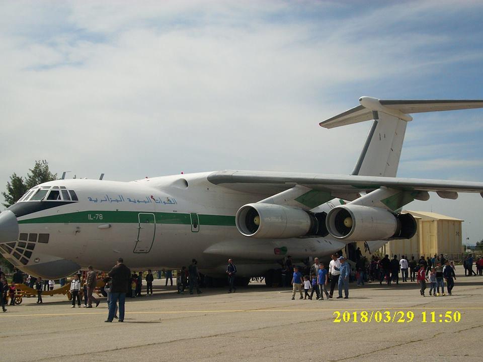 أكبر و أضخم موسوعة صور لطائرات النقل و الشحن الجزائرية AAF- iL 76/ iL 78 - صفحة 37 42450530611_f5f877ddc3_b