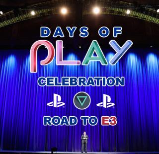 Invitación E3 PS Plus 2018 Móviles