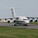 BAe 146 CC2 ZE701 St Mawgan 19-5-05