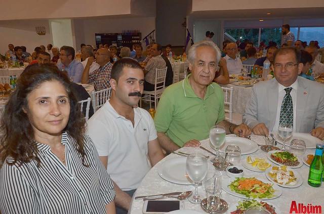 Perihan Tığlı, Çağdaş Erdem, Ali Takavut, Nazmi Gündüz