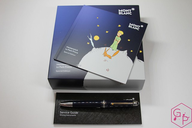 Montblanc Le Petit Prince Fountain Pen Collection Overview @Montblanc_World @AppelboomLaren 28