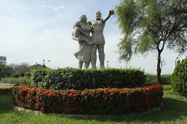 El Monumento al Mestizaje