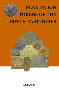 Plantation Tokens of the Dutch East Indies book cover