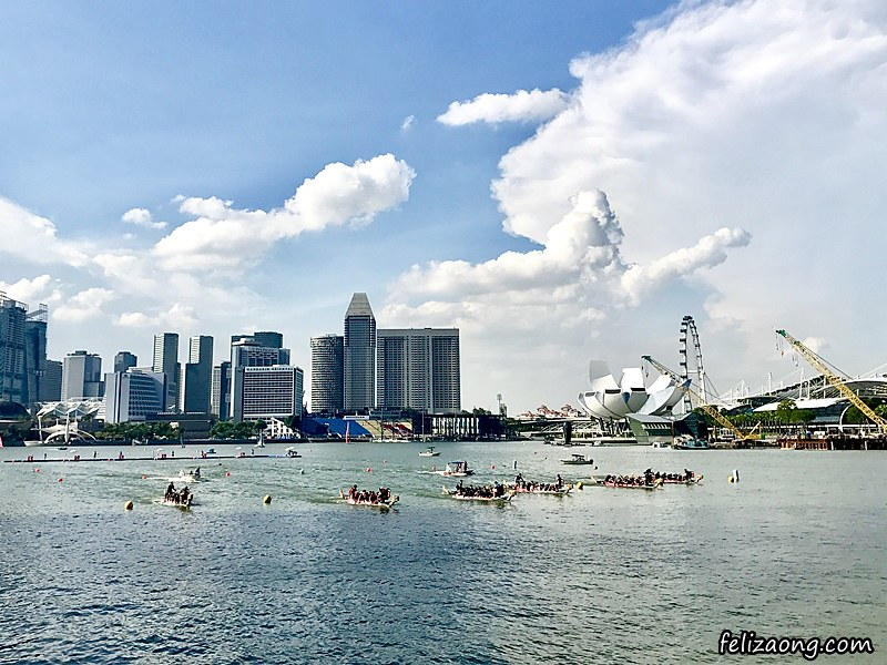 DBS Marina Regatta 2018