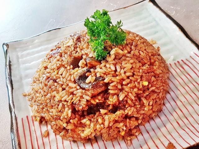Japanese Eel Fried Rice