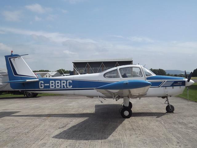 G-BBRC Fuji FA-200-180 Aero, Fujifilm FinePix S4900