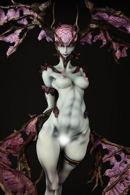 ORCATOYS 《女惡魔人》「終極女惡魔人」神秘登場!デビルマンレディー~The Extreme Devil~