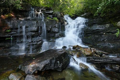 waterfall cascade terracecascade glenonokorun glenonoko pennsylvaniastategamelands141