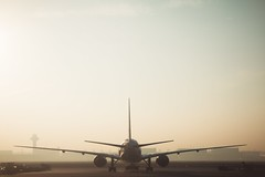 PicOfTheDay Airplane on runway