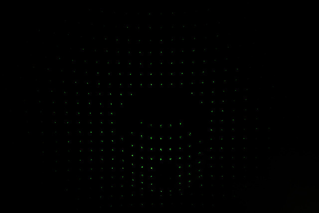 Laser Study 5, London, May 18