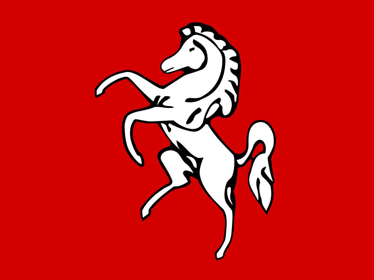 Flag of Kent