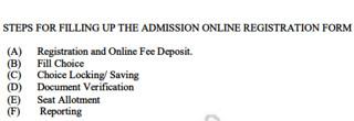 ITI Delhi Application Form