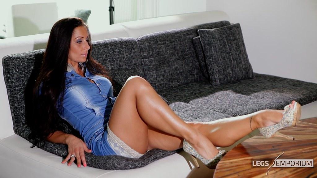 Girl Legs Calves Model Raniere Souza Flickr