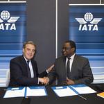 AFRAA and IATA sign an MoU