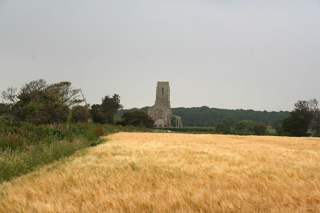 Covehithe ruined church
