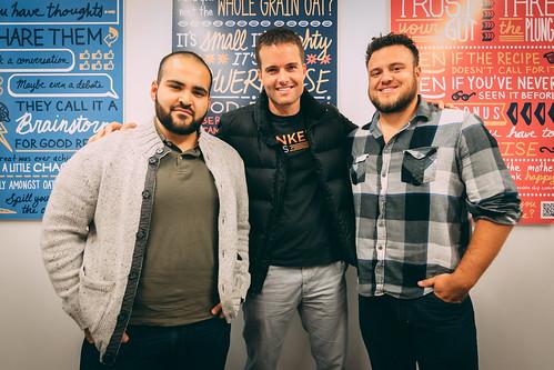 Ricardo, Matt & Kirby
