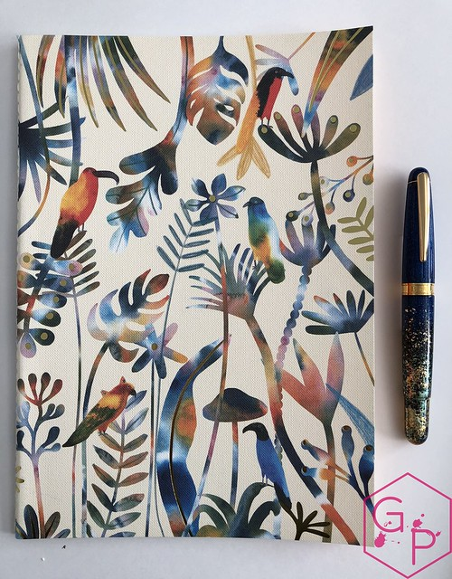 @MilligramStore Notebooks from Marc Martin Kaleidoscope Jungle & Melbourne Museum 44