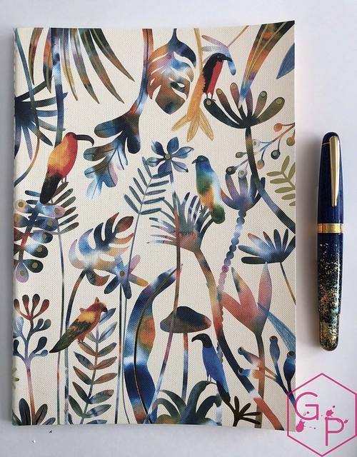 @MilligramStore Notebooks from Marc Martin Kaleidoscope Jungle & Melbourne Museum 44