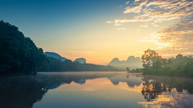 Krabi lake, Fujifilm X-E1, XF10-24mmF4 R OIS