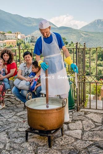 Campoli del Monte Taburno (BN), 2018, Festa della ciliegia.