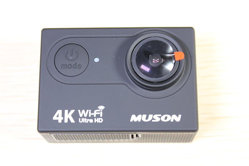 MUSON(ムソン)アクションカメラ 開封レビュー (31)