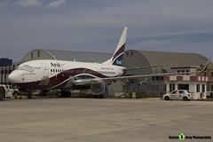 5N-MJI - 28640 - Arik Air - Boeing 737-76N - Luqa Malta 2017 - 170923 - Steven Gray - IMG_0871