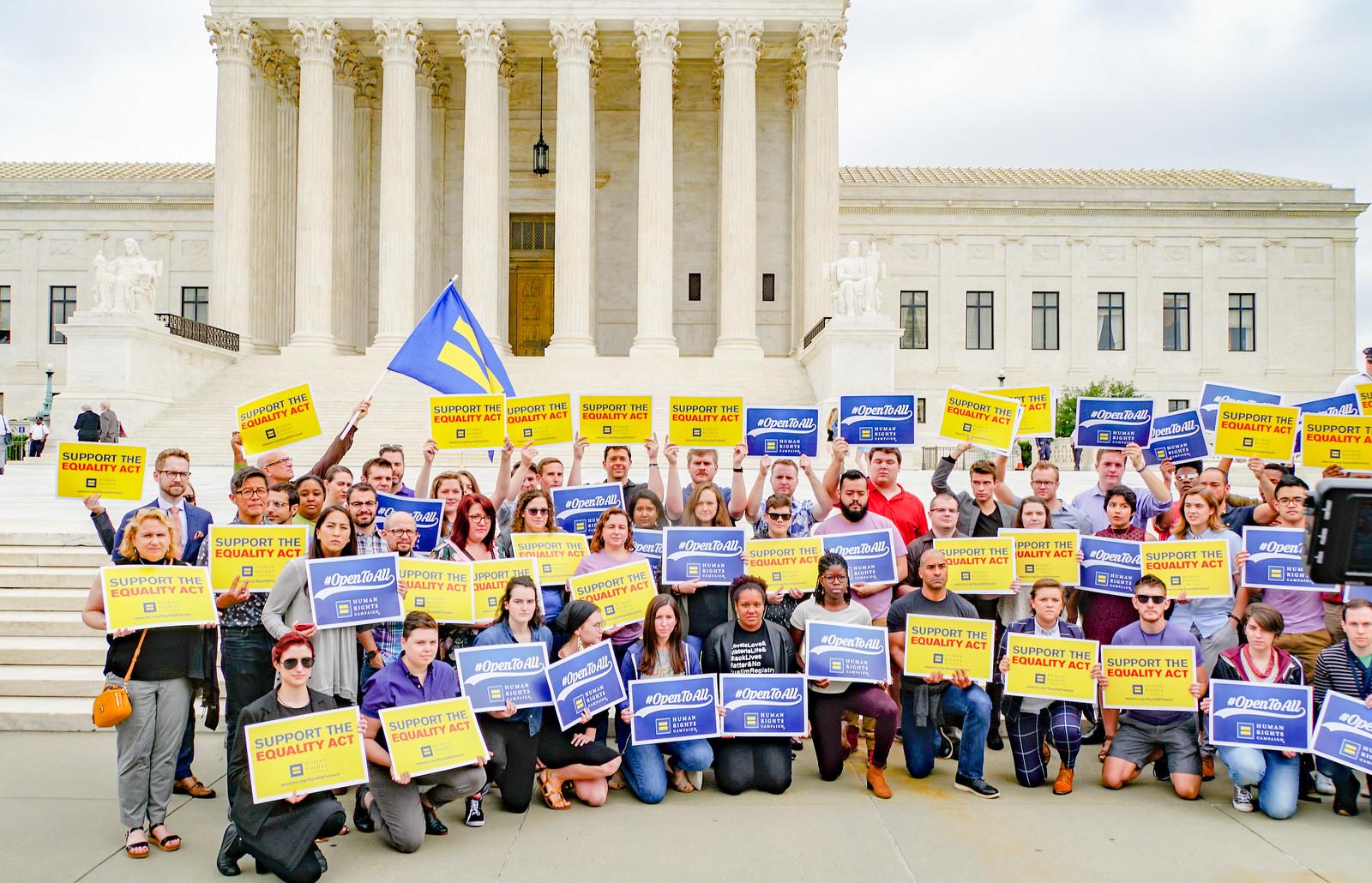 2018.06.04 SCOTUS Rally, Masterpiece Cake Case, Washington, DC USA 02721