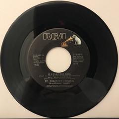 DR. BUZZARD'S ORIGINAL SAVANNAH BAND:I'LL PLAY THE FOOL(RECORD SIDE-A)