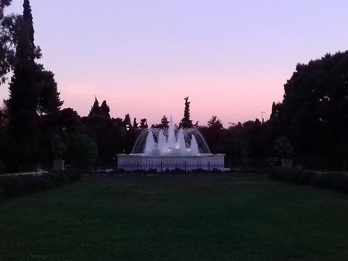 Athens: Garden at Zappion