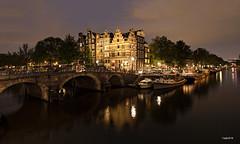 Amsterdam: Brouwersgracht.