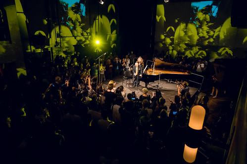 Yellow Lounge mit Menahem Pressler und Daniel Lozakovich