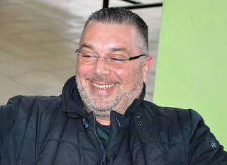 il presidente sport five elia angelini