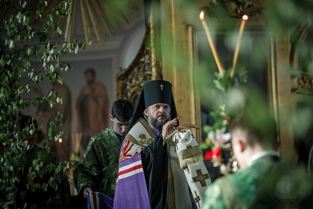 26-27 мая 2018, День Святой Троицы. Пятидесятница / 26-27 May 2018, Trinity Sunday. Pentecost