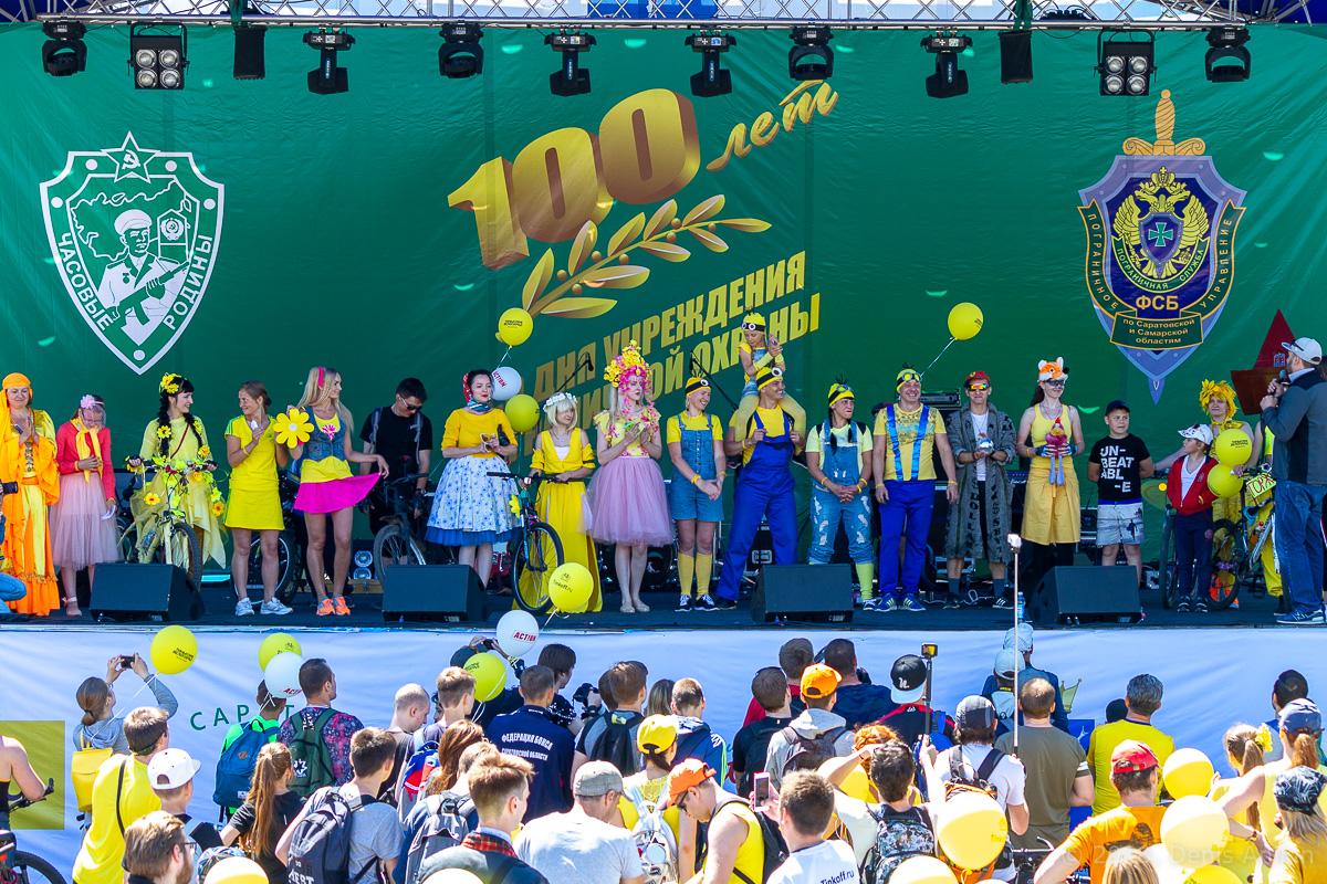 Саратовский Велопарад Тинькофф 2018 фото 23