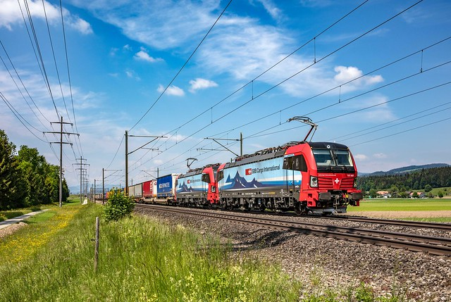 SIM 43545 Rotterdam-Europoort - Novara Boschetto